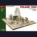 1:35 MiniArt 36004 Орудие ЗиС-2 с расчётом Польша 1944г диорама