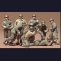 1:35  Tamiya  35048 Американская пехота Западная Европа
