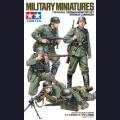 1:35  Tamiya  35293 Немецкие пехотинцы