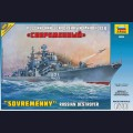 1:700  Zvezda  9054 Российский эсминец