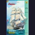 Zvezda  9034  1:200 Французский фрегат Asheron