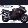1:12  Tamiya  14070 Honda CBR 1100XX Super Blackbird
