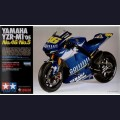 1:12  Tamiya  14116 Yamaha YZR-M1, 2005г, №5 и №46