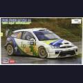1:24  Hasegawa  20263 Ford Focus RS WRC 04, Ралли Германии 2004г