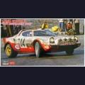 1:24  Hasegawa  20268 Lancia Stratos HF, Ралли Монте-Карло 1977г