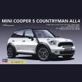 1:24  Hasegawa  24121 Mini Cooper Countryman