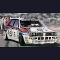 1:24  Hasegawa  25015 Lancia Super Delta, Чемпионат WRC 1992г