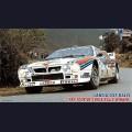 1:24  Hasegawa  25030 Lancia 037, 1984г