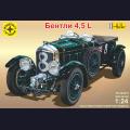 1:24  Modelist  602421 Bentley 4.5L