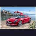 1:24  Revell  07100 Mersedes-Benz SLS AMG