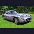 1:24  Revell  07171 Mercedes-Benz 300 SLR Uhlenhaut Coupe