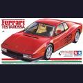 1:24  Tamiya  24059 Ferrari Testarossa