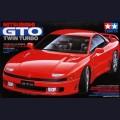 1:24  Tamiya  24108 Mitsubishi GTO Twin Turbo