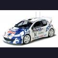 1:24  Tamiya  24221 Peugeot 206 WRC