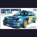 1:24  Tamiya  24240 Subaru Impreza WRC, 2001г