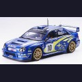 1:24  Tamiya  24259 Subaru Impreza WRC, 2002г