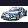 1:24  Tamiya  24278 Alpine Renault A110, Ралли Монте-Карло 1971г