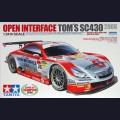 1:24  Tamiya  24293 Lexus Open Interface Tom`s SC430 Чемпион кубка Super GT 2006г
