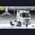 1:24  Modelist  602424 Седельный тягач Mercedes-Benz Actros MP3