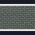 Tamiya  87169 Кирпичная кладка, серая, 297мм х 210мм