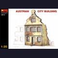 1:35 MiniArt 35013 Австрийское городское здание