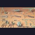 1:35  Tamiya  35121 Вооружения американских солдат