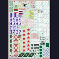 1:48  Begemot  48-019 Набор декалей для Су-24