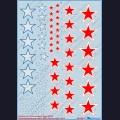 1:48  Begemot  48-026 Набор декалей - Опознавательные знаки ВВС России, часть 1