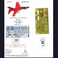1:72 Микродизайн 072216 Набор фототравления для Як-130