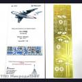 1:144 Микродизайн 144207 Набор фототравления на Ил-76 от Звезды