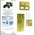 1:35 Микродизайн 035230 Набор фототравления для  ГАЗ-АА, - ААА, -ММ от Mini Art