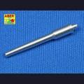 1:35  Aber  35 L-029 Точеный металлический ствол 3.7cm Kw.K.35/36 L/46.5 для Pz.Kpfw.III