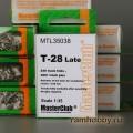 1:35  MasterClub  MTL35038 Наборные металлические траки для Т-28