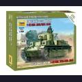 Zvezda  6247  1:100 Советский легкий танк Т-28