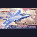 1:48   Meng Model   LS-007 F-35A Lockheed Martin Lightning II Fighter