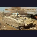 1:35  Meng Model  SS-017 British FV510 Warrior TES(H)