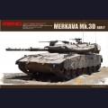 1:35  Meng Model  TS-001 Израильский Основной боевой танк MERKAVA Mk.3D Early Version