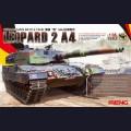1:35 Meng Model TS-016 German Main Battle Tank Leopard 2 A4