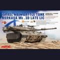 1:35 Meng Model TS-025 Israel Main Battle Tank Merkava Mk.3D Late LIC