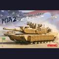 1:35 Meng Model TS-026 M1A2 Abrams TUSK I/TUSK II SEP