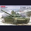 1:35 Meng Model TS-028 Russian MBT T-72B3