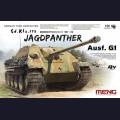 1:35  Meng Model  TS-039 German Tank Destroyer Sd.Kfz.173 Jagdpanther Ausf.G1