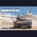 1:35  Meng Model  TS-044 Израильский Основной боевой танк Magach 6B Gal Batash