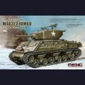 1:35  Meng Model  TS-045 M4A3E2 Jumbo