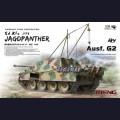 1:35  Meng Model  TS-047 German Tank Destroyer Sd.Kfz. 173 Jagdpanther Ausf. G2