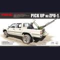 1:35  Meng Model  VS-001 Pick Up with ZPU-1