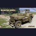 1:35  Meng Model  VS-011 MB Military Vehicle