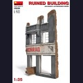 1:35   MiniArt   35536   RUINED BUILDING