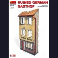 1:35   MiniArt   35538   RUINED GERMAN GASTHOF