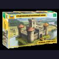 1:72 Zvezda 8512 Средневековый каменный замок